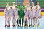 """منتخب فتيات ايران لكرة الصالة يتوّج ببطولة كأس """"كافا-2020"""" الدولية"""