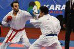 کاراته,کسب سهمیه المپیک,فدراسیون کاراته