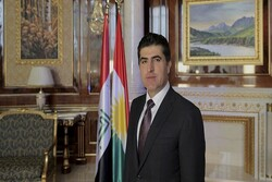 بارزانی ادامه حضور ائتلاف به اصطلاح ضدداعش در عراق را خواستار شد
