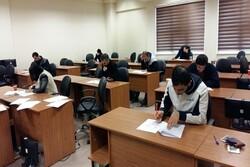 بهڕێوهچوونی تاقیكردنهوهی ستانداردی زمانی فارسی له زانكۆی سلێمانی