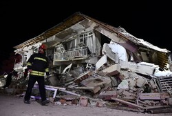 VIDEO: 6.7 earthquake hits eastern Turkey, kills 21