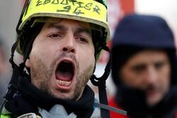 مظاهرات حاشدة في فرنسا تنديداً بسياسات ماكرون /صور