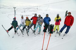 İran'daki Papayi Kayak Merkezi'nden kareler
