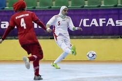 اعلام برنامه مرحله نیمه نهایی مسابقات لیگ برتر فوتسال بانوان