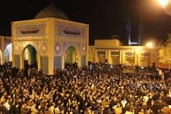 آیین تشییع نمادین حضرت زهرا(س) در ورامین برگزار می شود