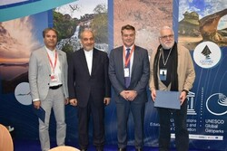 UNESCO-registered Iranian, Spanish geoparks sign MoU