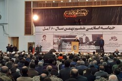 شهادت سردار سلیمانی انقلاب را بیمه کرده است/تکریم حماسه مردم آمل
