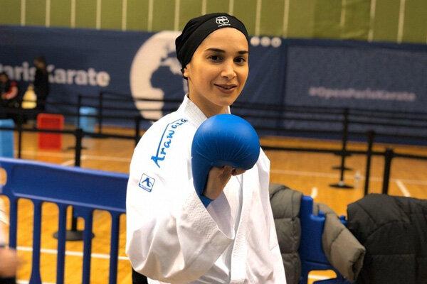 رزیتا علیپور شانس کسب سهمیه المپیک را از دست داد