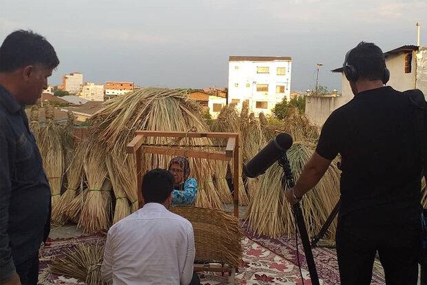 «جیران» به شبکه مستند می رود/ پیشکسوت حصیرباقی در مقابل دوربین