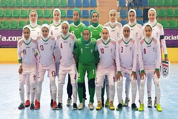 3360530 » مجله اینترنتی کوشا » لغو اردوی تیم ملی فوتسال زنان برای پنجمین بار 1