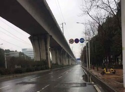VIDEO: Footage shows empty streets of Wuhan following coronavirus outbreak