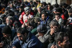 ۳۰هزار معتاد متجاهر در پایتخت جمع آوری شدند/ دستگیری ۶۵۰۰ خرده فروش مواد