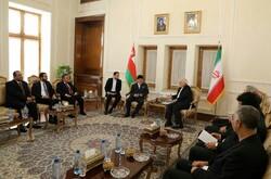 Iran, Oman discuss mutual, regional affairs in Tehran