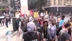 VIDEO: People in San Francisco protest against anti-Iranian war, sanctions