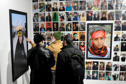 معرض الصور المنتخبة لزوار الأربعين/صور