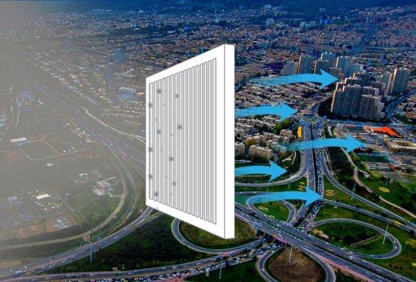حذف عوامل بیماری زا از هوا با فناوری نانو