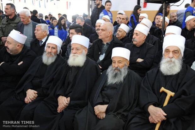 General Soleimani commemorated in Syria