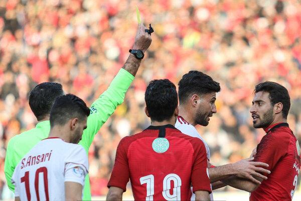 شجاع خلیلزاده بازی با استقلال تهران را از دست داد
