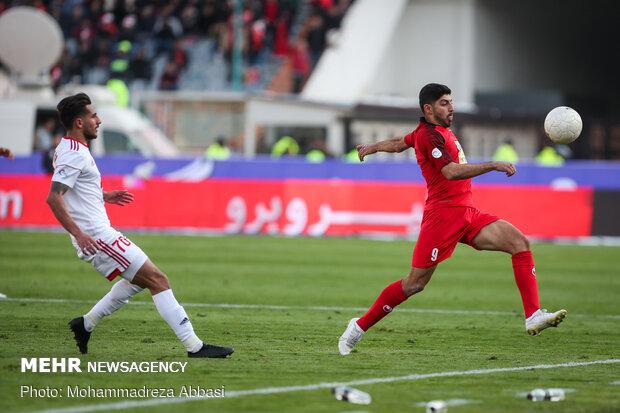 Persepolis 2-0 Tractor: IPL