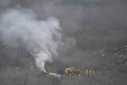 کولمبیا میں فوجی ہیلی کاپٹر کے حادثے میں 9 فوجی ہلاک