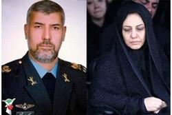 همسر سیدالاسرا شهید حسین لشکری دار فانی را وداع گفت