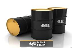 ۱۵ کشور برتر تولید نفت از سال ۱۹۹۰ تا ۲۰۱۹