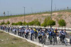 گلپایگان میزبان مسابقات دوچرخه سواری کشوری