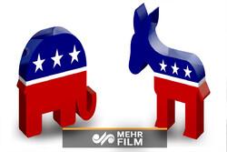 داستان دموکرات و جمهوریخواه چیست؟!