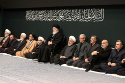 2nd night of Fatemeh Zahra's (PBUH) mourning ceremony