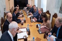 بشار اسد با فرستاده پوتین در امور سوریه دیدار کرد