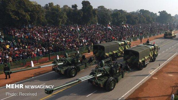 جشن هفتاد و یکمین سالگرد روز جمهوری هند