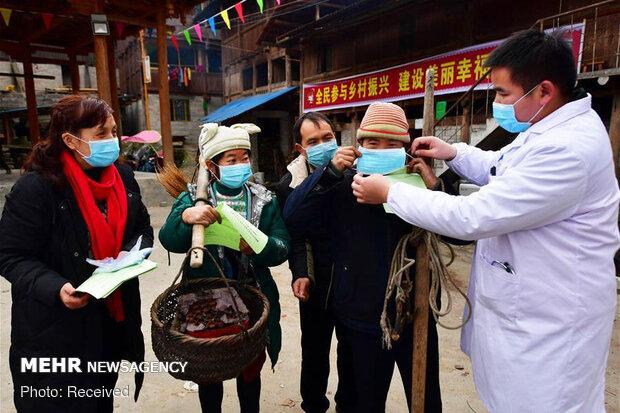 Çin'de Kovid-19 salgınında hayatını kaybedenlerin sayısı yükseldi