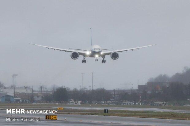 پروازهای فرودگاه یزد ۵۵ درصد افزایش یافت