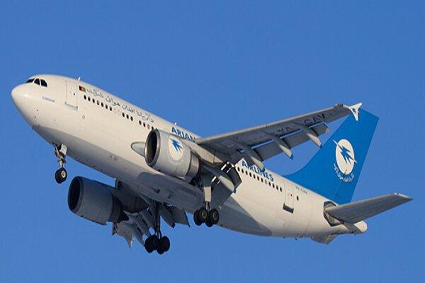 افغانستان میں ایک مسافر بردار طیارہ گر کر تباہ
