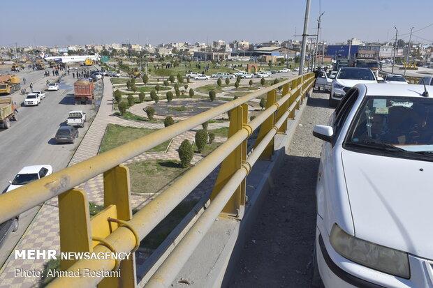 خروج هواپیمای مسافربری از باند فرودگاه ماهشهر
