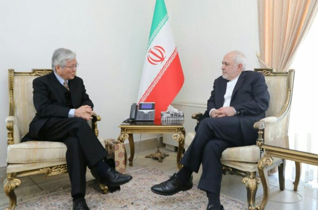 Tehran reiterates support to Afghan peace process under govt. guidance