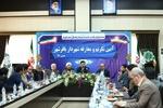 آیین تکریم و معارفه شهردار باقرشهر برگزار شد