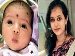 بھارت میں سنگ دل ماں 2 ماہ کی بیٹی کو قتل کردیا