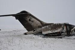 امریکی فوج نے غزنی میں تباہ ہونے والے طیارے کی تصدیق کرلی