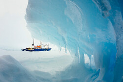 گرمای هوای قطب جنوب رکورد زد