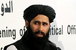 Taliban spokesman Zabihollah Mujahid
