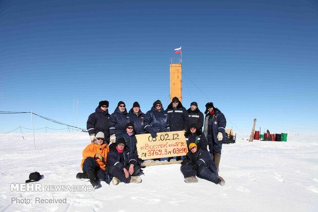 قطب جنوب در ۲۰۰ سال گذشته