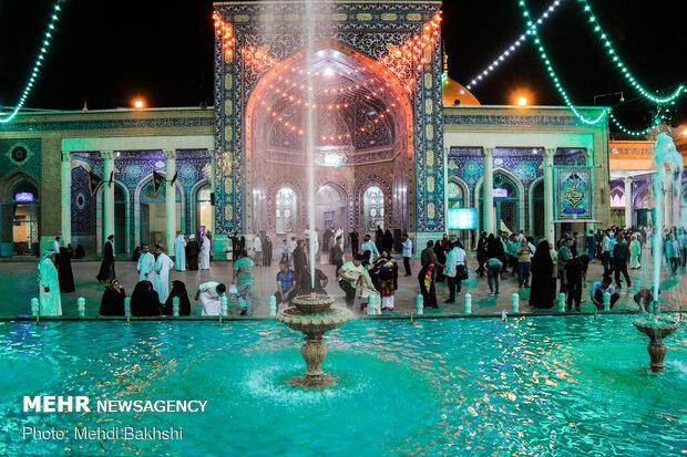 Azam mosque of Qom