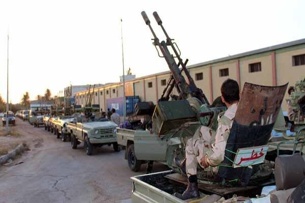هشدار نسبت به وخامت اوضاع انسانی در لیبی