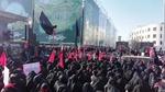 برگزاری اجتماع عظیم فاطمیون در مشهد
