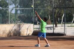 تنیسورهای راه یافته به مرحله رده های سنی کشور مشخص شدند
