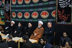 مراجع عظام کے دفاتر میں حضرت زہرا (س) کی شہادت کی مناسبت سے مجالس عزا