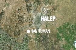 Halep'te iki İran televizyonu muhabiri yaralandı