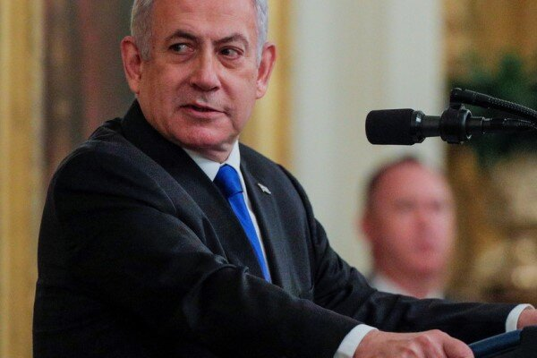نتیجه آزمایش کرونای نتانیاهو منفی شد