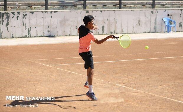 Kish Island hosts 'World Tennis Tour Juniors'